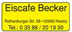 Eiscafe Becker
