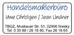 Handelsmaklerbüro Christgen und Lindner