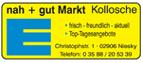 nah + gut Markt  Kollosche