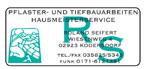 RS Pflaster- und Tiefbauarbeiten Hausmeisterservice