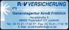 R + V Versicherung Arndt Fröhlich