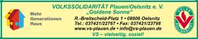 Volkssolidarität Plauen/Oelsnitz e. V.