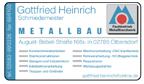 Metallbau Heinrich