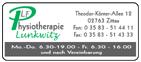 Physiotherapie Lunkwitz