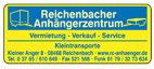 Reichenbacher Anhängerzentrum