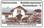 Kommunales Bestattungswesen Reichenbach
