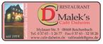 CD Malek s Cafe Daheim