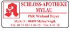 Schlossapotheke Mylau