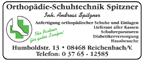 Orthopädie Schuhtechnik Spitzner