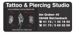 Tattoo und Piercing Studio