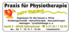 Physiotherapie Weißflog