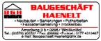 BGH Baugeschäft Haenelt