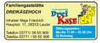 Familiengaststätte Dreikäsehoch