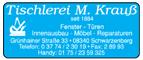 Tischlerei M. Krauß