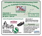 Orthopädie-Schuhtechnik-Schwarzenberg GmbH