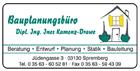 Bauplanungsbüro Kamenz-Drawe