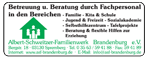 Albert-Schweitzer-Familienwerk  Brandenburg  e.V.