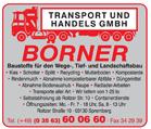 Transport und Handels GmbH Börner