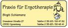 Ergotherapie Schiemenz