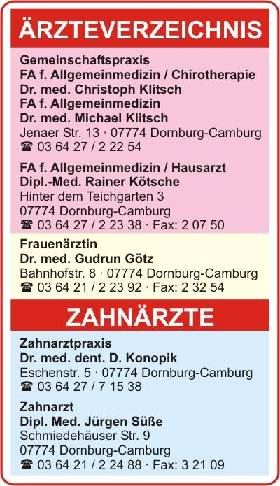 07774 Dornburg Camburg werbe service huber