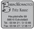 Bauschlosserei Fritz Kunze