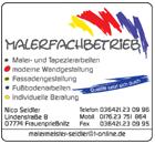 Malerfachbetrieb Nico Seidler