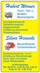 Hubert Werner & Silvia Heinecke
