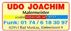 Malermeister Joachim