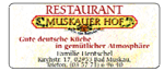 Restaurant Muskauer Hof