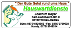 Hauswartdienste Beyer