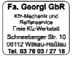 Fa. Georgi GbR  Freie Kfz-Werkstatt