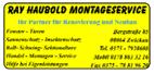 Montageservice Haubold