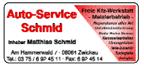 Auto-Service Schmid