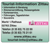 Tourist-Information Zittau